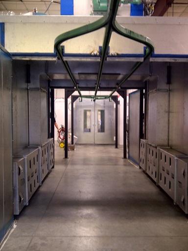 Wisconsin Conveyor Systems Final Process Equipment